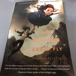 The Girl Who Could Fly - Children's Book