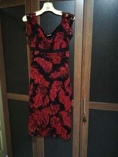 Dress brocade