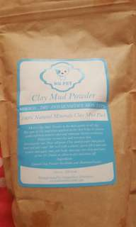 Pet SPA Clay Mud Powder