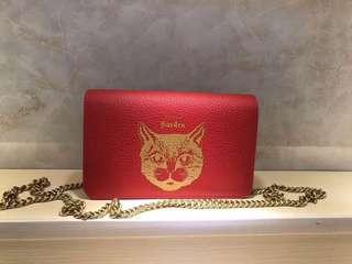 Gucci Cat sling bag