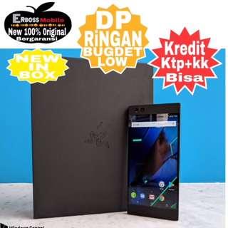 Razer Phone-64G/8GB New Original Cash/kredit Ditoko Dp 3jt Ktp+kk wa;081905288895
