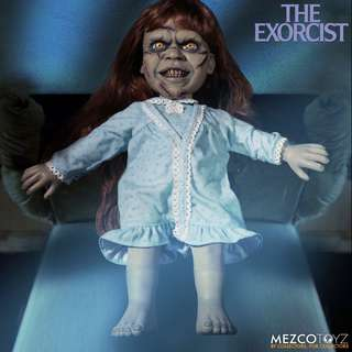 Pre-Order for Mega Scale - Exorcist with Sound Feature