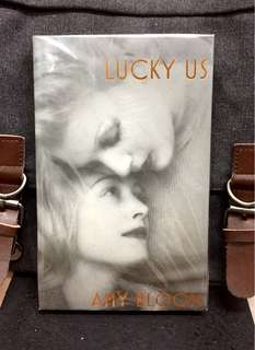 # Novel《Bran-New + A Drama Fiction Of Hope, Survival, Family, Obligation and Possibility》Amy Bloom : LUCKY US