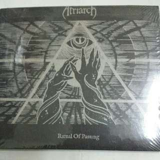 Music CD (Metal, Sealed): Atriarch–Ritual Of Passing
