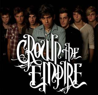 LOOKING FOR: CROWN THE EMPIRE CONCERT BUDDIES