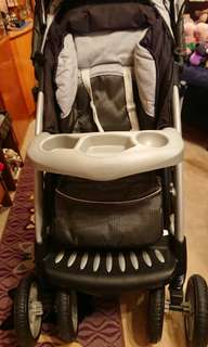 3 in 1 new born pushchair from mothercare