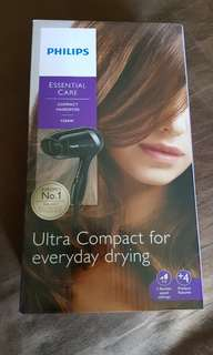 Philips Ultra Compact Hairdryer