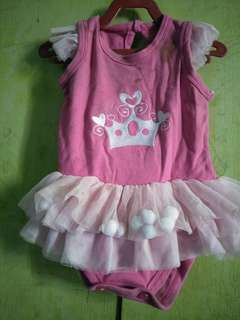 Jumpsuit baby rok balet