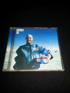 CD Moby. 18