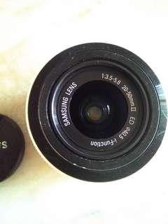 Samsung nx 20-50mm f3.5-5.6