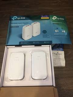 TP-Link PA9020 Kit Wifi Extender