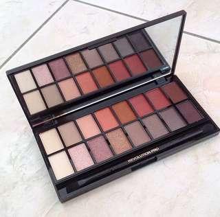 Sale! Neutrals vs Newtrals Eyeshadow Palette by Makeup Revolution