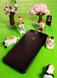 🚚 iPhone 7 Plus 128霧黑,粉,金,iphone7plus+,i7 plus,i7+【可折抵貼換】