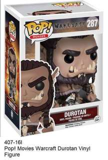 FUNKO Warcraft Durotan Pop! Vinyl Figure