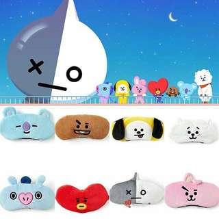 (PO) BT21 Eye Mask