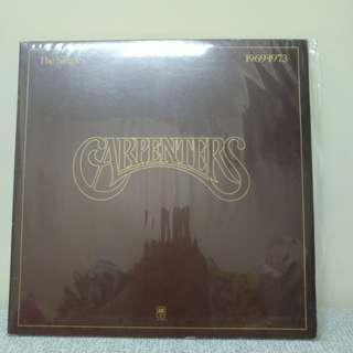 69至73年 carpenters絕版lp黑膠唱片美版