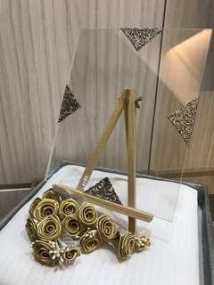 Wedding Gift Trays rental