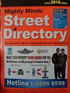 2018 Street Director (Latest Edition)