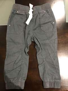 Chino cuffed pants