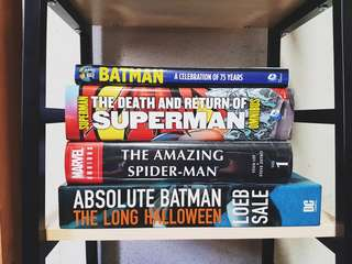 DC Comics / Marvel Omnibus Collection