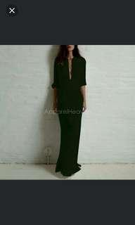Cotton Linen Split Long Sleeve Maxi Dress. Pre Order.  Size     Bust         waisthip      length S85cm68cm      91cm           134 M89cm72cm     95cm           135 L93cm76cm       99cm           136 XL98cm81cm    104cm         137
