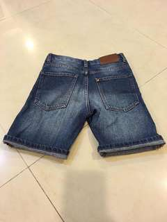 H&M jeans short pants
