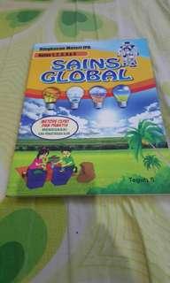 Buku pelajaran kusus ipa