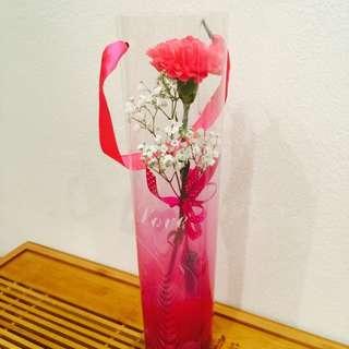 Flower cylinder