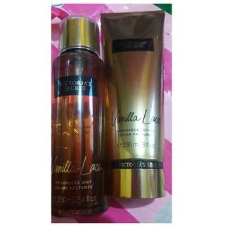 Victoria's Secret Lotion and Body Spray
