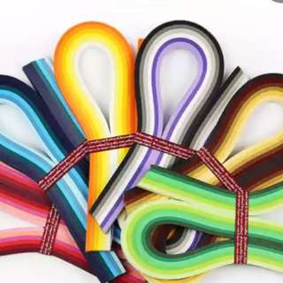 10mm quilling paper, 540mm length