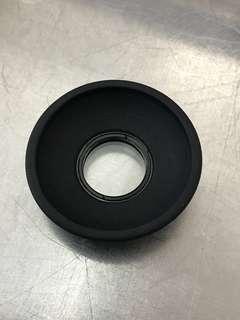 全新 (未使用)Canon F1 / New F1 Film Camera Eye Cup 菲林相機觀景器眼罩。 Eyepiece Piece