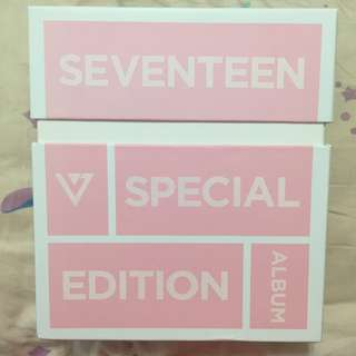 Seventeen Love & Letter Repackage Special Edition