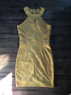 Classy Halter Bodycon Dress