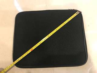 "Notebook padded case 16"" diagonal"