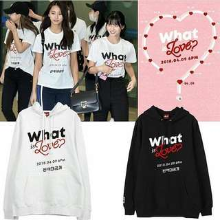 (PO) TWICE WHAT IS LOVE?