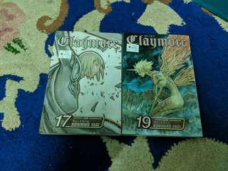 Claymore (English Manga)