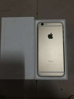 iPhone 6 16GB Secondhand (slightly used)