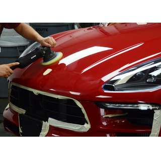 POLISHING / GROOMING - CAR SERVICE