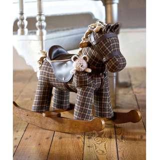Rufus & Ted Rocking Horse - LBTM