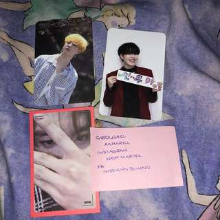 GOT7 Yugyeom PC