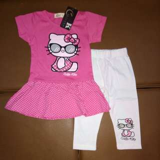 REPRICE ! Hello Kitty Kids set
