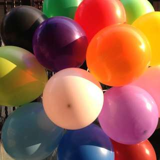 High Quality Latex Colourful Balloons