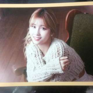 Twice 2017 SG Momo Postcard