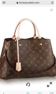 LV Bag 手袋 全新 有單 100%真品