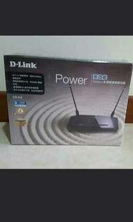 Brand new D-Link Wireless N DIR-618 - Wireless router - 4-port switch