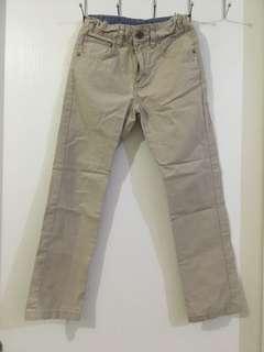 Zara Boys: Khaki Slim Cut Pants