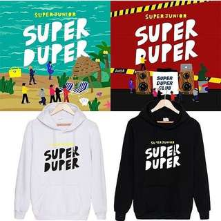 (PO) Super Junior Super Duper