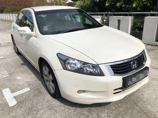 Honda Accord 2.4