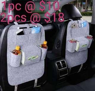Car Seat Organiser