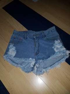 Demin Jean shorts